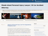 Providence Personal Injury Attorney | RI Car Accident Lawyers