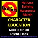 'National Bullying Awareness Month': Character education lesson plans (Video)