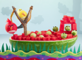 Angry Birds Watermelon