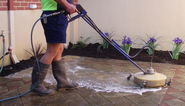 Pressure washing - Safety Tips