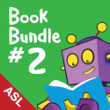 Book Bundle #2 ASL- Apple- $$- http://goo.gl/NUutwi