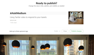Medium Pushes for Shorter Posts and Wider Audience