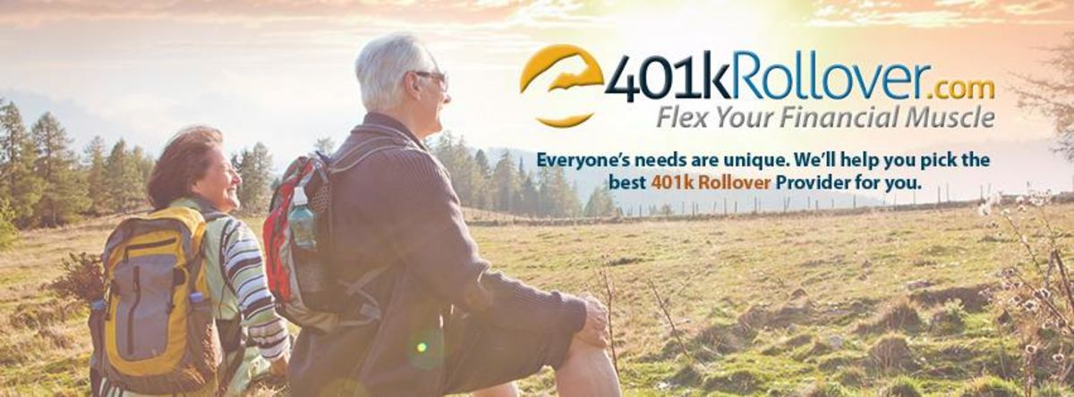 Headline for Best 401k Rollover Provider