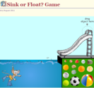 Sink or Float? Game