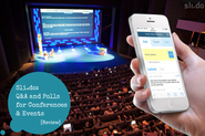 Polls for Prezi | Engage your audience with sli.do for Prezi