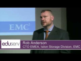 Opening keynote - Big Data and implications for storage: Rob Anderson at Eduserv Symposium 2012