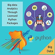 Big Data analytics Through Licensed Python Packages