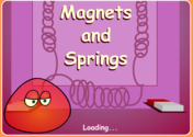 Magnets and Springs