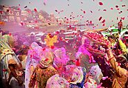 4 Best Places to Celebrate and Enjoy Holi