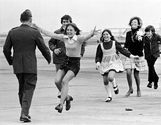 Lieutenant Colonel Robert L. Stirm is reunited with his family after being taken prisoner during the Vietnam war.