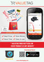 Save Smart with best iOS, Android Shopping App: ValueTag