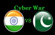 India VS Pakistan Cyber war - The battle of Nonsense Cyber Armies