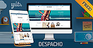 DESPACHO THEME - 100% FREE