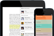 Readmill is a unique ebook reader for iPhone and iPad - Readmill