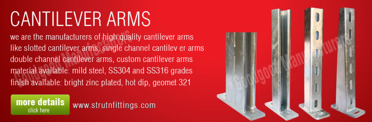 Headline for spring channel nuts, channel bracketry, pipe clamps, unistrut channels, cantilever arms, manufacturers in india