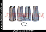 Prestressing Wedges Barrels