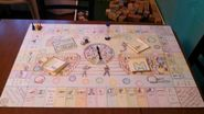 Board Game created by a 5th grader