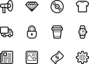 Fontastic: Create your Icon Font in seconds - Free Icon Font Generator