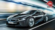 BMW i8 Exteriors Overall