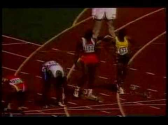 1988 Seoul Olympics 100M final - Ben Johnson Vs Carl Lewis