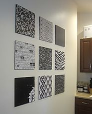 What You Need To Create Easy DIY Wall Art Ideas