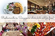 Kids Eat For Free - Where to Eat in Singapore