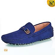CWMALLS® Men's Leather Driving Moccasins CW707112