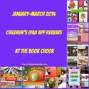 January-March 2014 Children's iPad App Reviews at The Book Chook