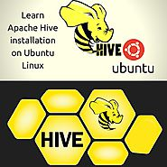 Learn Apache Hive installation on Ubuntu Linux
