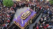 Holy Week in Lorca (Murcia)