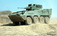 Pandur II Armored Personnel Carrier | Military-Today.com