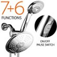 Best Double Shower Heads Review Guide 2016