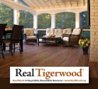 Hardwood Decking | Tigerwood Decking & Lumber | Brazilian Wood Depot