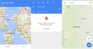 How To Save Google Map For Offline Use