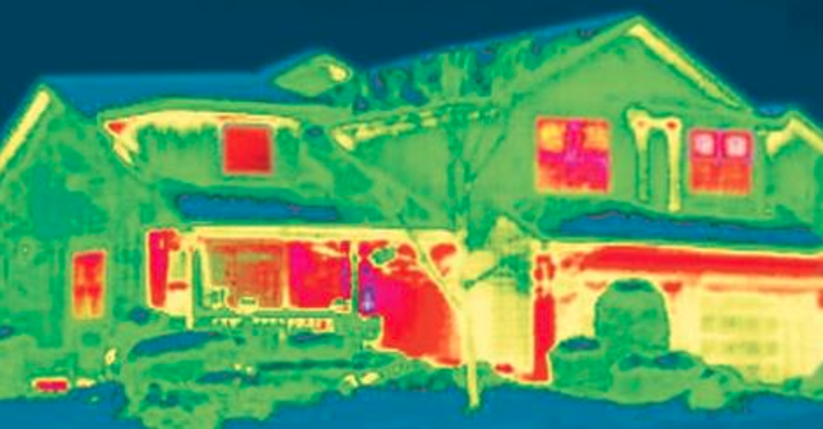 Headline for Building Infrared Inspection Auckland