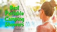 Best Rated Portable Camping Showers