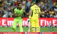 World Cup 2015 Shane Watson v Wahab Riaz ICC Fines Watson, Wahab for Abuse during Match