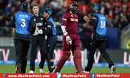 ICC World Cup 4th Quarter Final: New Zealand Beat West Indies by 143 Runs