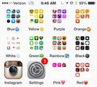 What's missing from this 13-year-old girl's iPhone home screen?