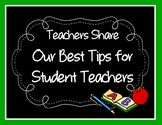 Teachers Share Our Best Tips for Student Teachers | Scholastic.com