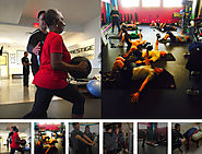 Personal Trainers at Gym in Tucson