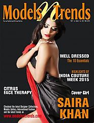 Indian Male & Female Models and Fashion Magazines & Trends Update - Models n Trends
