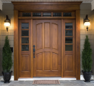 Replace , Paint or Re-Stain your Front Door