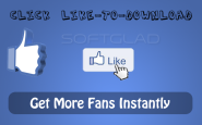 Implement Like To Download And Get More Facebook Fans | SOFTGLAD