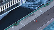 Inside Edition | Couple Frantically Races After Cruise Ship Leaving Without Them
