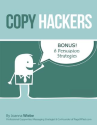 The Lost Copy Hackers Ebook: Proven Persuasion Strategies