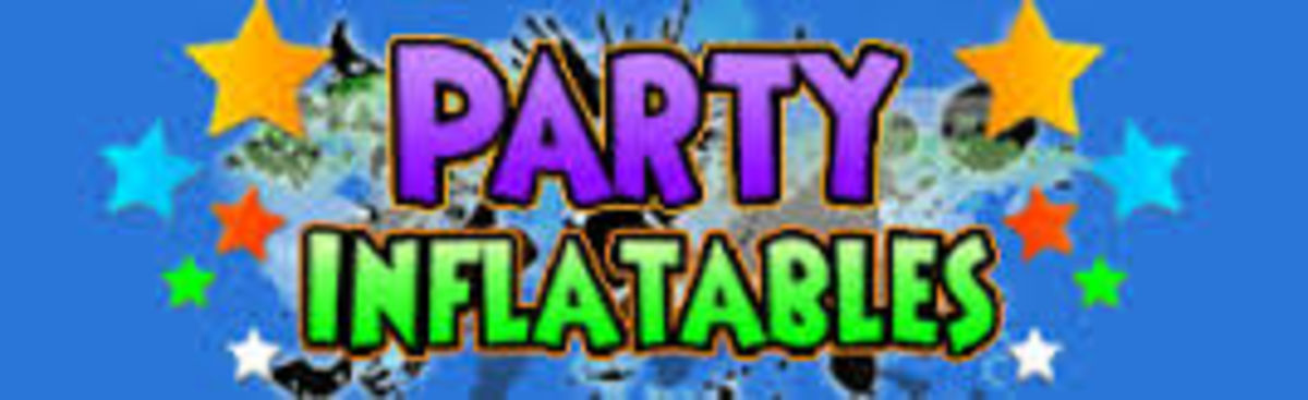 Headline for Party Inflatables For that Fun Party