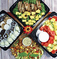 Buy Tropical Combo Party Platter | Ingallina's Box Lunch Seattle