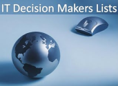 IT Decision Makers Lists - Technology Users Email Lists