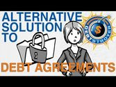 Debtstroyer Agreement - A Permanent Solution and the alternative to Debt Agreements